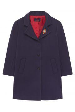 Mantel Jaguar aus Wolle(123875158)
