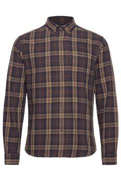 Clive Checked Shirt Hemd Casual Braun LEXINGTON CLOTHING(121308460)