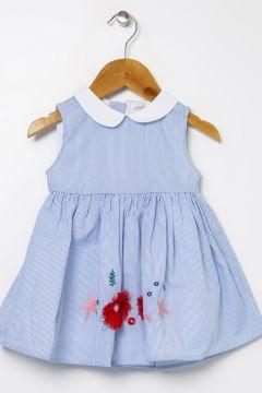 Mammaramma Mavi - Beyaz Elbise(113994794)