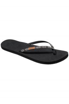 Reef Slim Ginger Beads Sandals zwart(85171033)
