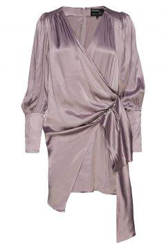 Amanda Dress Kurzes Kleid Lila BIRGITTE HERSKIND(114164072)