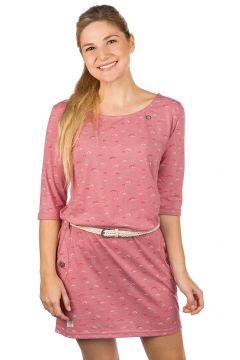 ragwear Tanya Organic Dress roze(99220069)