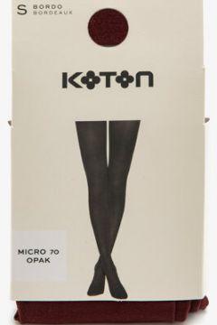 Koton Kadın Düz Külotlu Çorap(118035201)