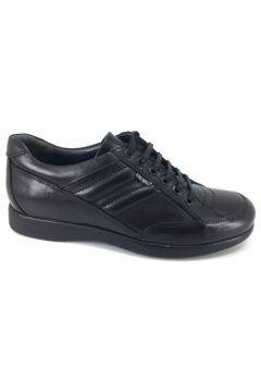 KİNG PAOLO 34 Ortopedik Erkek Ayakkabı Siyah(110937080)