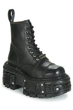 Boots New Rock M-TANK083-C1(98463256)