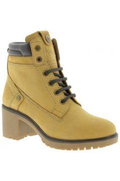 Boots enfant Wrangler SIERRA NUBUCK GIALLI(115477381)