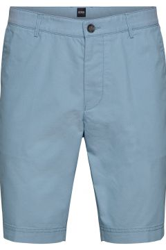 Slice-Short Shorts Chinos Shorts Blau BOSS(116887874)