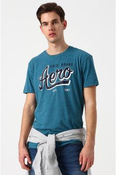 Aeropostale Petrol T-Shirt(123422011)