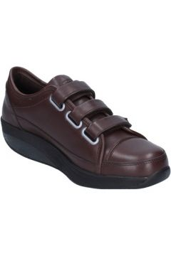 Chaussures Mbt sneakers marron cuir performance AC143(115393582)