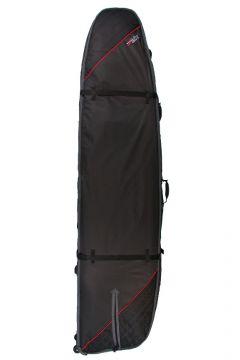 Ocean and Earth Double Wheel 9ft6 Longboard Surfboard Bag - Black(110360097)