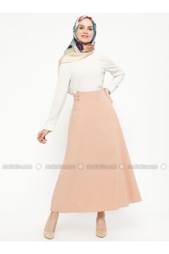 Powder - Fully Lined - Skirt - Alesya By Tuğba(110320305)