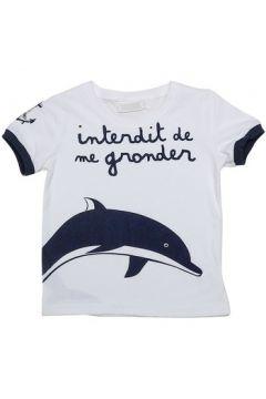 T-shirt enfant Interdit De Me Gronder SEA(115540494)