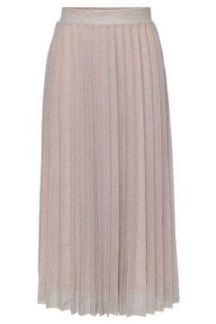 ONLY Paillettes Jupe Longue Women pink(114187343)