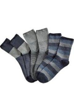 Herrensocken Blue Moon 2x grau, 2x jeansblau, 2x marine(120924890)