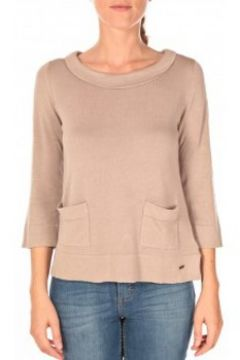 Pull Tom Tailor Cute a-shape Sweater Beige(115471009)