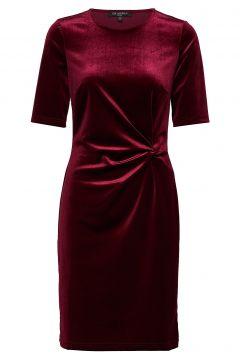 Dress Kleid Knielang Rot ILSE JACOBSEN(114163861)