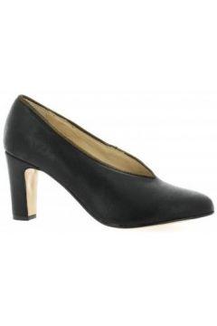 Chaussures escarpins Ambiance Escarpins cuir laminé(127909283)