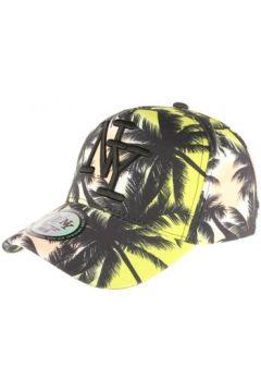 Casquette Hip Hop Honour Casquette NY Jaune et Noire Baseball Fashion Tropical(115623942)