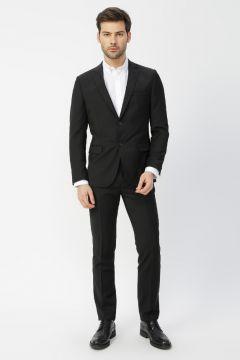 Fabrika Siyah Erkek Takım Elbise(113996400)