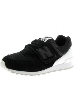 Chaussures enfant New Balance 574 STRAPPI NERE(115476916)