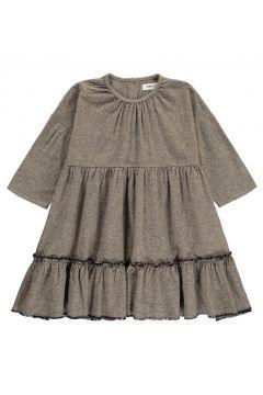 Kleid aus Baumwolle und Kunstseide(113866817)
