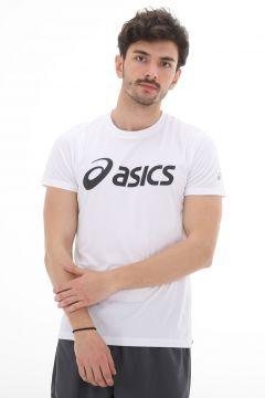 Asics Sılver Top Erkek T-Shirt Beyaz(112085599)