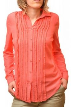 Chemise Gaastra Chemise rouge clair pontchateau pour femme(88442655)