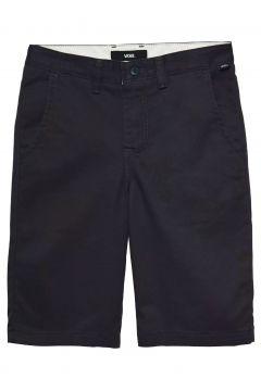 Vans Authentic Stretch Jungen Spazier-Shorts - Black(110370500)