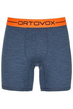 Ortovox 185 Rock\'N\'Wool Boxershorts blauw(95393174)