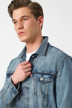 Levis 72334-0351 The Trucker Jacket Kille Ceket(113977042)