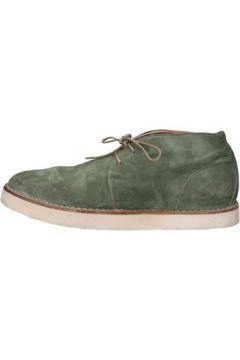 Boots Moma élégantes vert daim AE991(115399603)