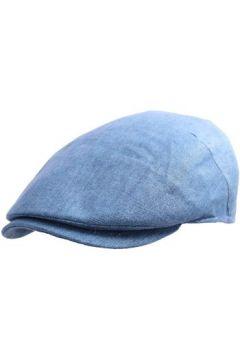 Casquette Classic Italy Béret casquette homme Classic flat cap lin 7-bleu(101583108)