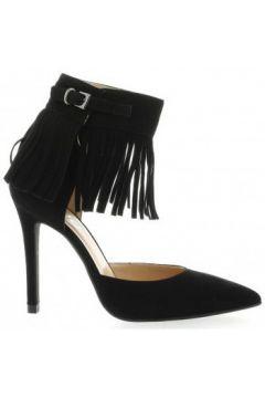 Chaussures escarpins Essedonna Escarpins cuir velours(98529163)