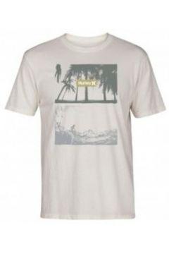 T-shirt Hurley T-shirt Alright Blanc(115499528)