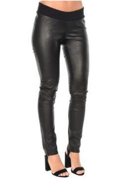 Pantalon Isabella Oliver Pantalon coupe droite cuir de grossesse(101554784)