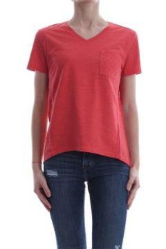 T-shirt Woolrich WYTEE0429 F-DOUBLE TEE(115627712)