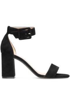 Sandales Gennia FRIDA Cuir Daim Noir(127934511)