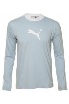 T-shirt enfant Puma Tee-shirt Bleu(115460416)