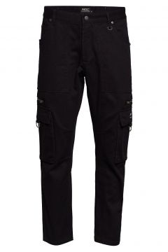 Tapered Utility Pant Trousers Cargo Pants Schwarz WESC(114157433)