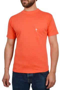 T-shirt Katz Outfitter T-shirt homme Pocket Tee corail - Tee shirt manches courtes(115397653)