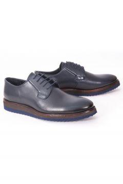 İgs Deri Günlük Erkek Ayakkabı Lacivert(124469844)