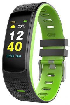 Everest Ever Fit W45 Android/IOS Smart Watch Full Dokunmatik Renkli Ekran Yeşil/Siyah Akıllı Bileklik Saat(105146079)