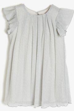 Koton Kız Çocuk Firfir Detayli Elbise(104222720)