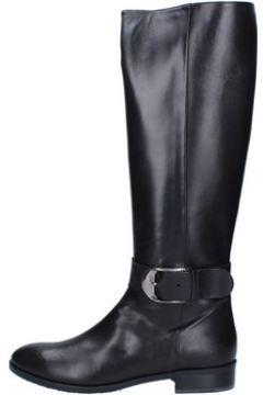 Bottes Del Gatto bottes noir cuir AK940(98485679)