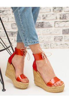 Chaussures Casual Snox Rouge(119070184)