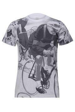 SANTINI Eroica Berruti T-Shirt, für Herren, Größe 2XL, Bike Trikot, Mountainbike(121254006)