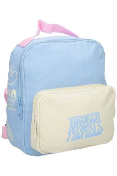 Broken Promises Sorcerer Mini Backpack blue/pink/off white(97856356)
