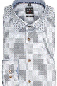 Olymp Overhemd Strijkvrij Slim Fit 202454/27(111009583)
