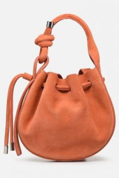 Behno - Ina Mini Crossbody Suede - Handtaschen / orange(117566480)