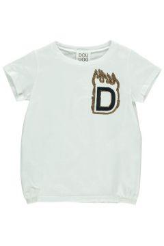 T-Shirt mit Pailletten Rap(112328240)